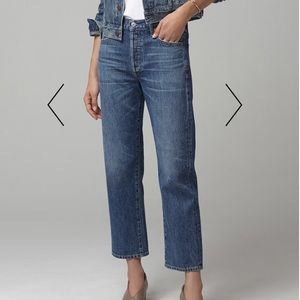 Citizens of Humanity Emery Cropped Jean